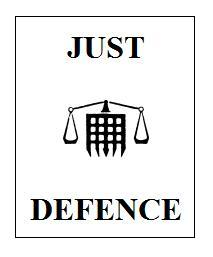 JUST DEFENCE LOGO