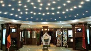 tehran peace museum interior