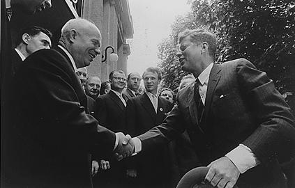 JFK kruschev treaty