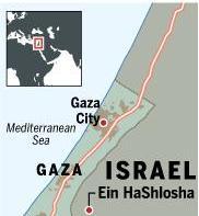 israel border kibbutz