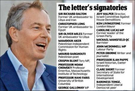 oliver miles letter blair