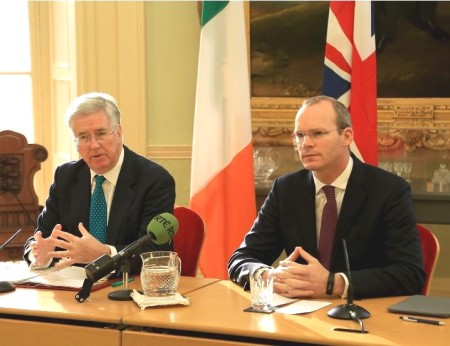 irish uk mou signed