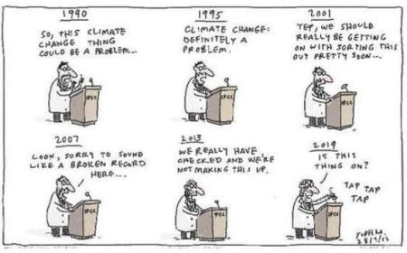 climate change cartoon 1990 2019