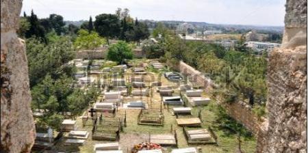 armenian cemetery jerusalem
