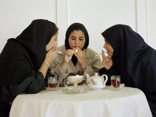 iran younger gen