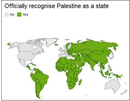 palestinian recognised map