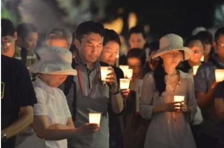 gaza-tokyo-candles