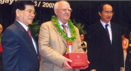 len aldis award